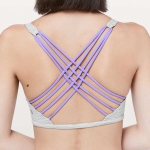 Lululemon Free To Be Bra (Wild) Wee Are From Space